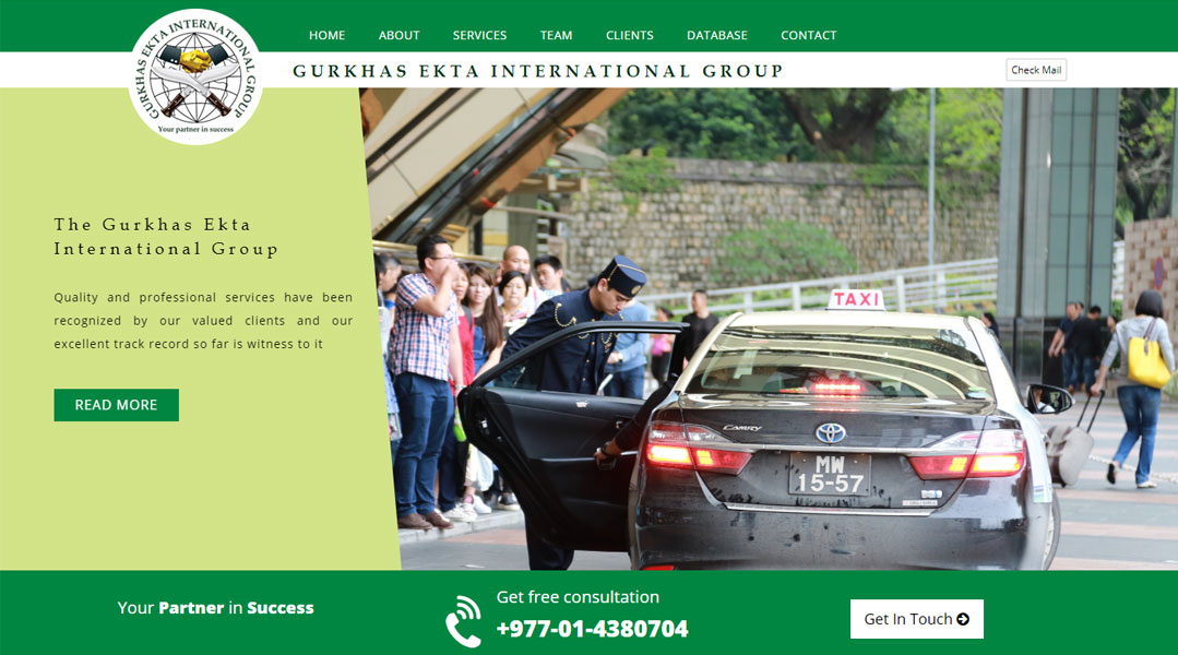 Gurkhas Ekta International Group