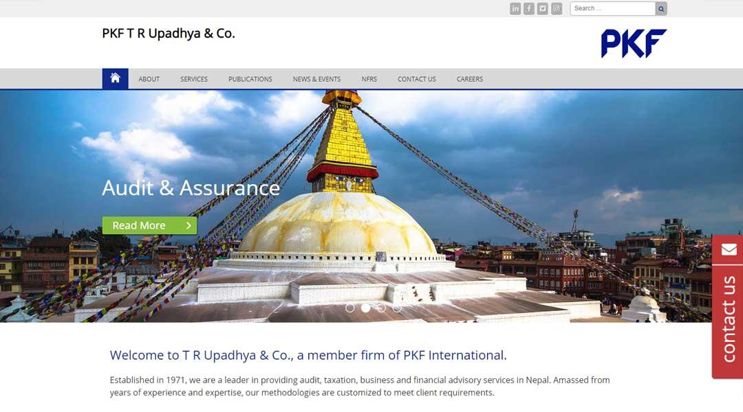 PKF TR Upadhya & Co.